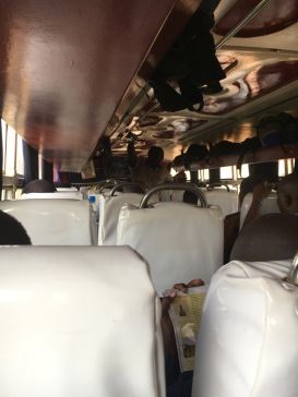 Inside the YY coach